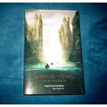 Livro Trilogia O Senhor Dos Anéis Lotr | Tolkien