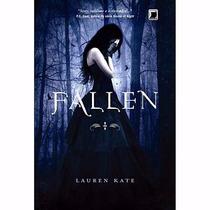 Livro Fallen - Lauren Kate - Volume 1 - Novo