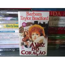 Livro A Voz Do Coração Barbara Taylor Bradford Frete Grátis