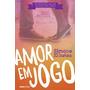 Livro Amor Em Jogo De Simone Elkeles - Novo