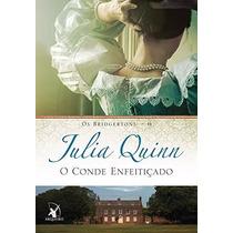 O Conde Enfeitiçado Livro Quinn Julia - Frete 8 Reais