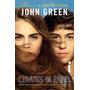 Livro Cidades De Papel John Green - Capa Do Filme - Novidade