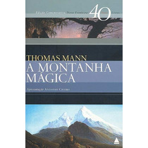 Ebook A Montanha Mágica-thomas Mann Pdf / Epub! Br