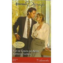 Livro Harlequin Desejo Faz De Conta Do Amor Ed. 163