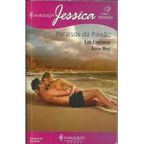 Livro Harlequin Jessica 2 Historias Ed. 118