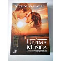 Livro A Última Musica De Nicholas Sparks