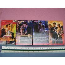 Livro Romance Desejo Editora Harlequin. Lote