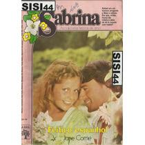 Feitiço Espanhol Jane Corrie Sabrina Florzinha Nº175