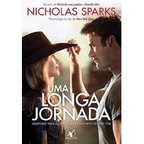 Livro Uma Longa Jornada Nicholas Sparks - Capa Do Filme