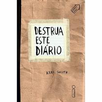 Livro Destrua Este Diário !