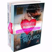 Kit Nicholas Sparks - 3 Livros - Oportunidade - Frete Grátis