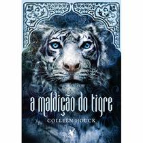 Livro - A Maldição Do Tigre - Novo - Lacrado