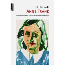 Livro - O Diário De Anne Frank - Edição De Bolso V&s