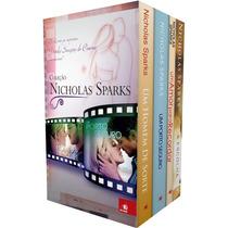 Box Coleção Nicholas Sparks 2 (4 Livros) #