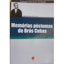 Livro - Memórias Póstumas De Brás Cubas - Machado De Assis