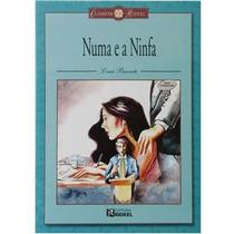 Livro - Numa E A Ninfa - Lima Barreto