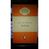 Livro Senhora De José De Alencar Edição Penguin