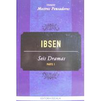 Livro - Henrik Ibsen - Seis Dramas - Parte 1 (livro Novo)