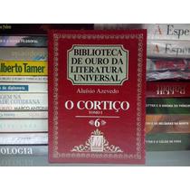 Livro O Cortiço Aluísio Azevedo Dueto Livros Frete Grátis
