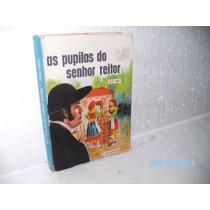 Livro As Pupilas Do Senhor Reitor Júlio Dinis Editora Ática