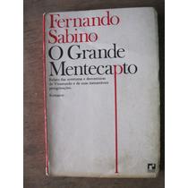 Livro: O Grande Mentecapto De Fernando Sabino