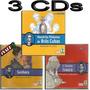 3 Cds Audiobook Literatura Brasileira Cubas Isaura Senhora