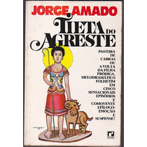 Livro Tieta Do Agreste - Jorge Amado - Editora Record