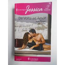 Livro Harleguin Jessica 2 Historia De Volta Ao Amor Ed. 105