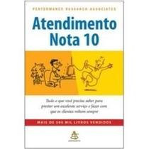 Livro: Atendimento Nota 10, Sextante
