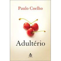Adulterio Livro Paulo Coelho - Frete 7 Reais Para O Brasil
