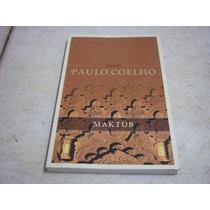 Maktub - Paulo Coelho - Livro Em Bom Estado