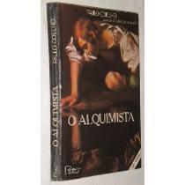 Livro O Alquimista Paulo Coelho Rocco Oferta Reliquiaja