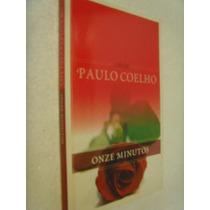 Livro Onze Minutos - Paulo Coelho
