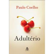 Adultério Paulo Coelho Editora Sextante