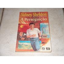A Perseguição - Livro Em Bom Estado - Sidney Sheldon