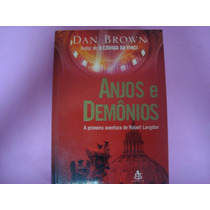 Cx7a 18 - Anjos E Demônios De Dan Brown