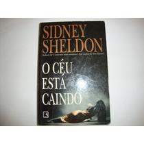 O Céu Está Caindo - Sidney Sheldon (fotos Reais Do Livro)