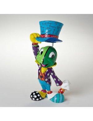 Romero Britto Escultura Grilo Falante Cricket Disney