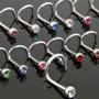 Piercing Nariz - Com Ou Sem Pedra (aço Cirúrgico)