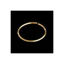 Piercing Argola Nariz Ouro 18k