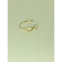 Piercing Nariz Nostril Infinito Ouro 18k 750