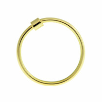 Piercing Argola Com Fecho Ouro18k 3511205 Marcojoias