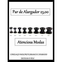 Par Alargador 1mm 2mm 3mm 4mm 5mm 6mm 7mm 8mm Frete Gratis