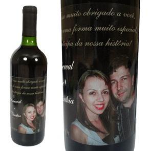 Rótulos Para Vinho Personalizados Casamento Empresa Eventos