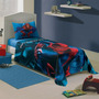 Colcha Simples Homem Aranha - Lepper