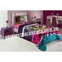 Colcha Monster High Simples + Fronha - Original