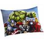 Fronha Avulsa Travesseiro 50x70 Infantil Avengers Vingadores