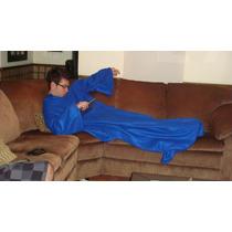 Cobertor Com Mangas - 1,50x1,90m - O Maior Do Mercado