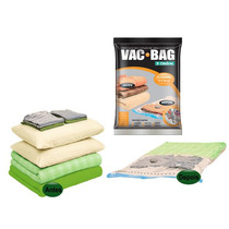 Embalagem A Vácuo Grande 55 X90cm Vac Bag Saco Organizador