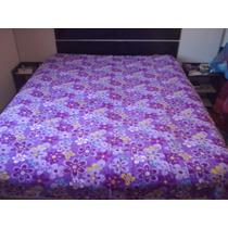 Cobertor Manta Casal Microfibra Antialergico Pacote 5unidade